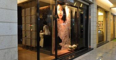 Экстраординарный дизайн интерьера в парикмахерской Happyhair от 90id, Taiwan