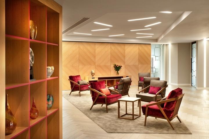 Офис Boodle Hatfield в Лондоне