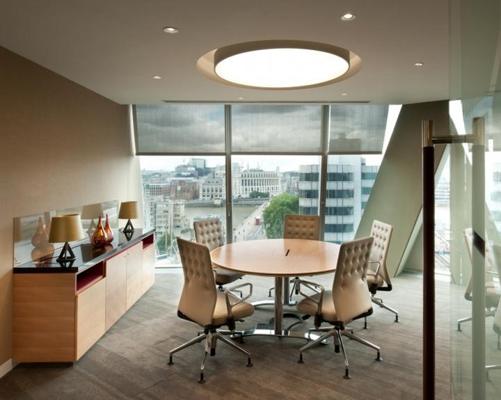 Офис с видом на Лондон