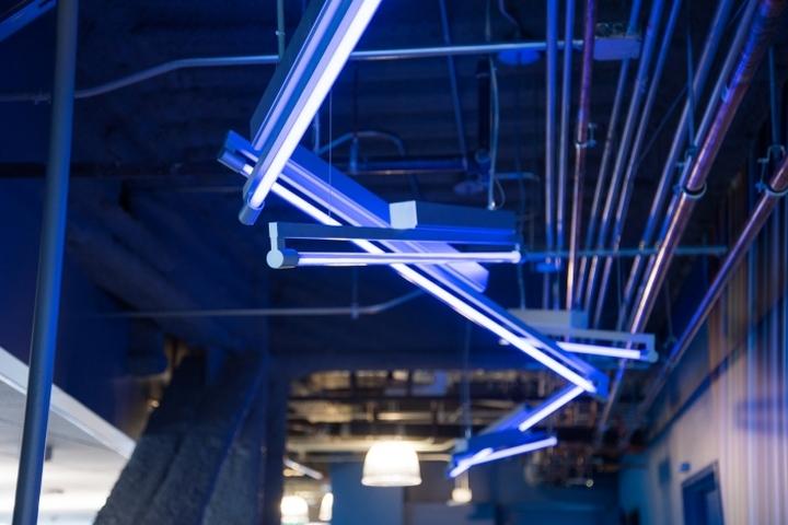 Cветодиодные лампы для освещения офиса