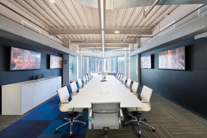 Переговорная комната в ит офисе