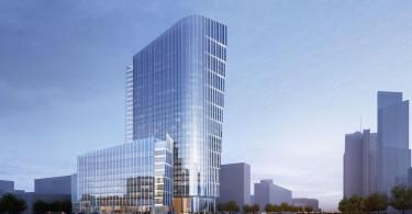 Бизнес-центр Mennica Legacy Tower