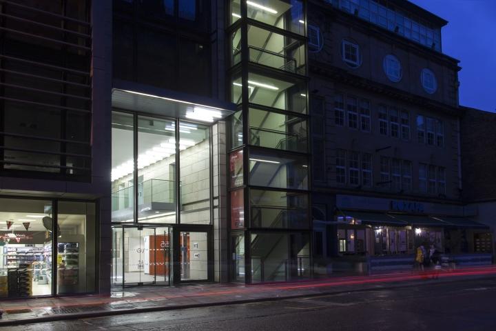 Внешний вид офиса 55 Princess Street в Англии