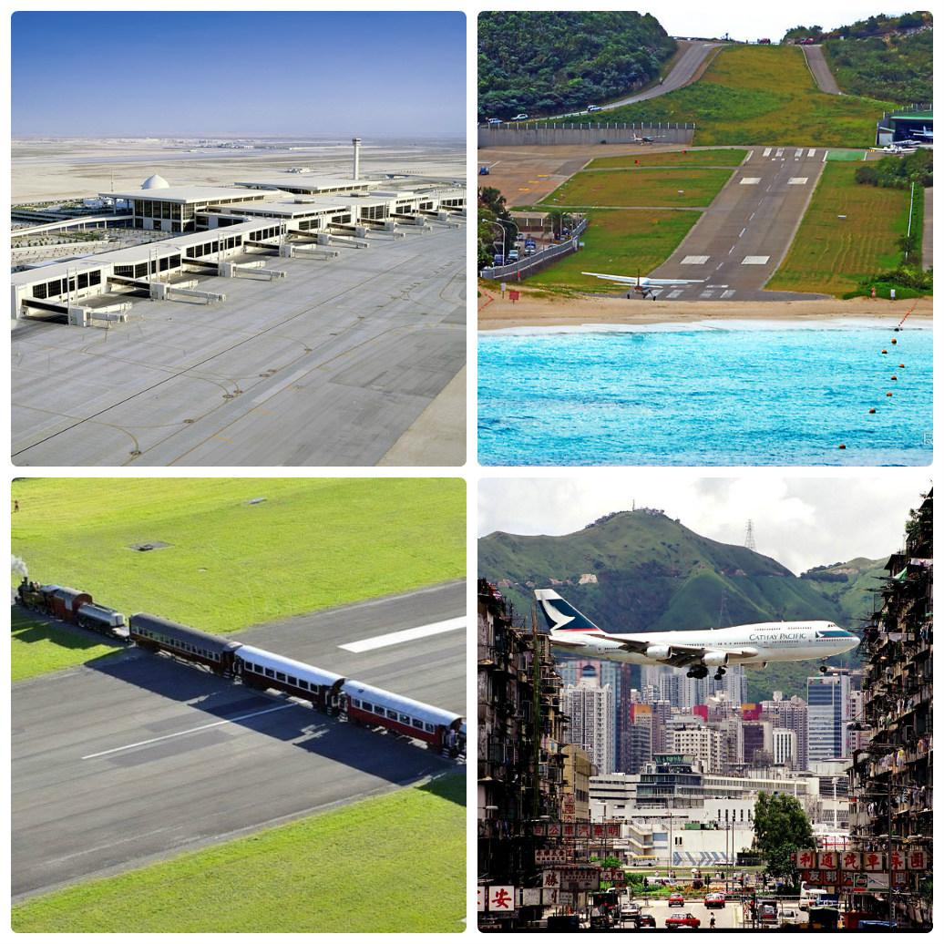 Опасные международные аэропорты