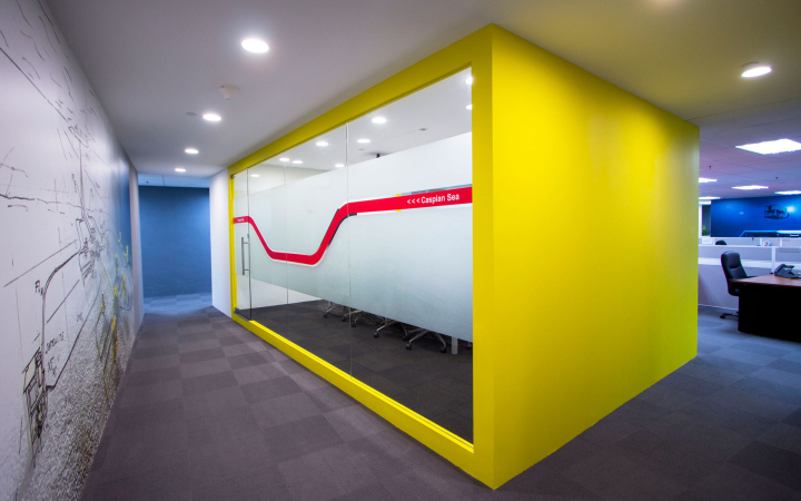 Офис FMC Technologies