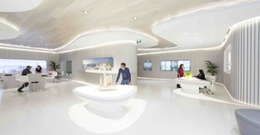 Маркетинговый центр Greenland класса Люкс в Сиднее