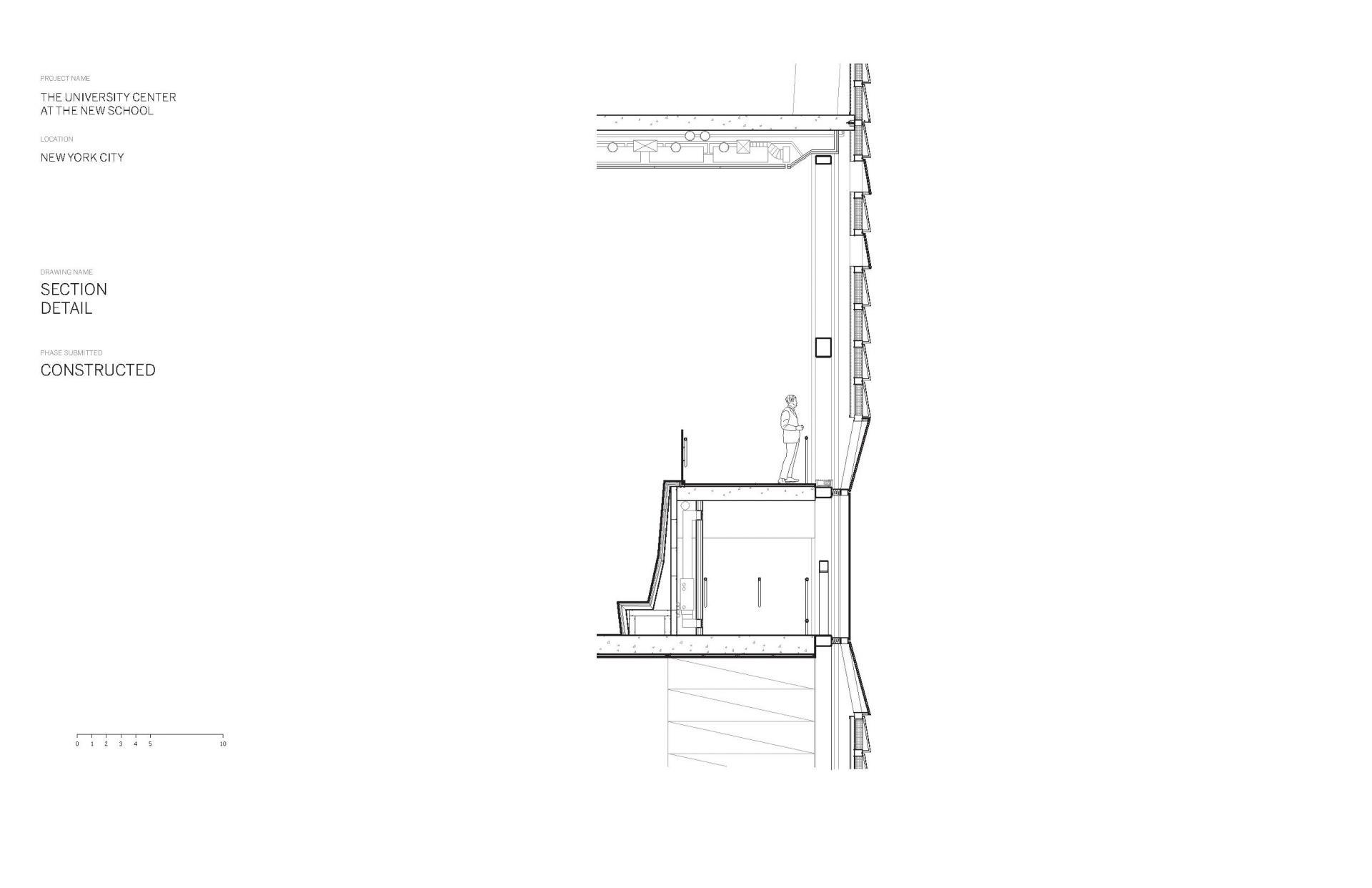 Схема учебного центра Greenwich Village в Нью Йорке - Фото 2