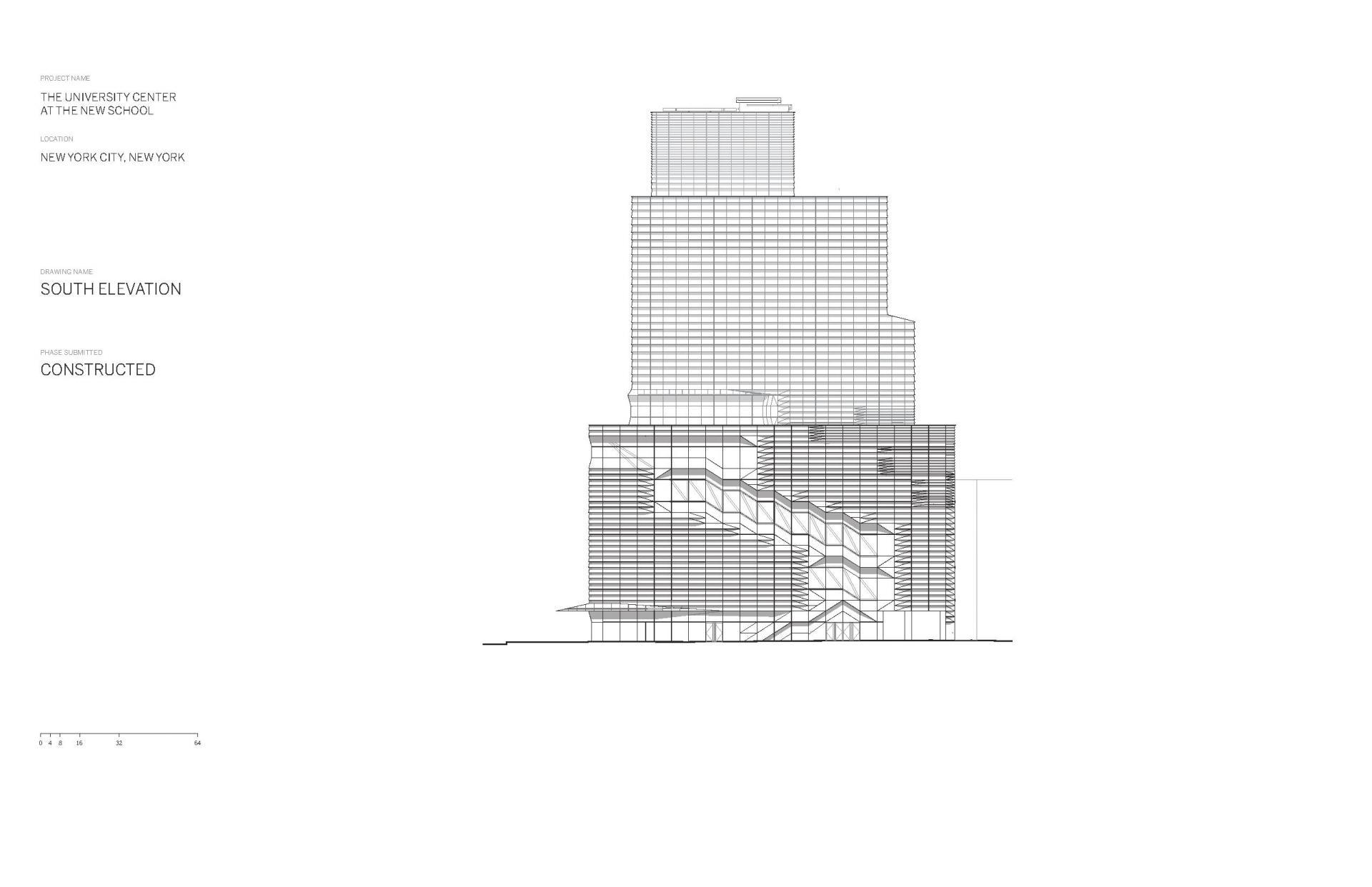 Схема учебного центра Greenwich Village в Нью Йорке - Фото 12