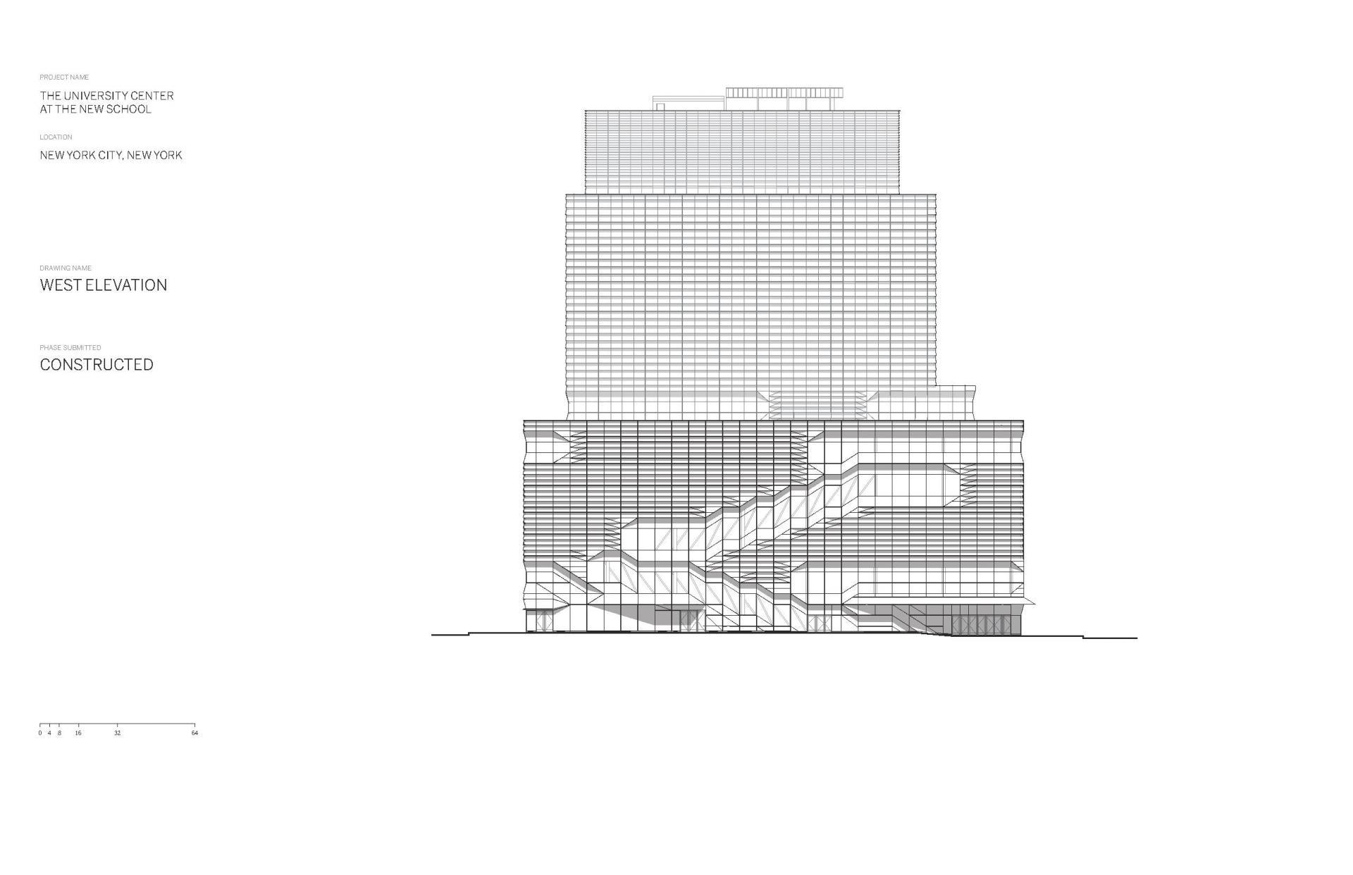 Схема учебного центра Greenwich Village в Нью Йорке - Фото 13