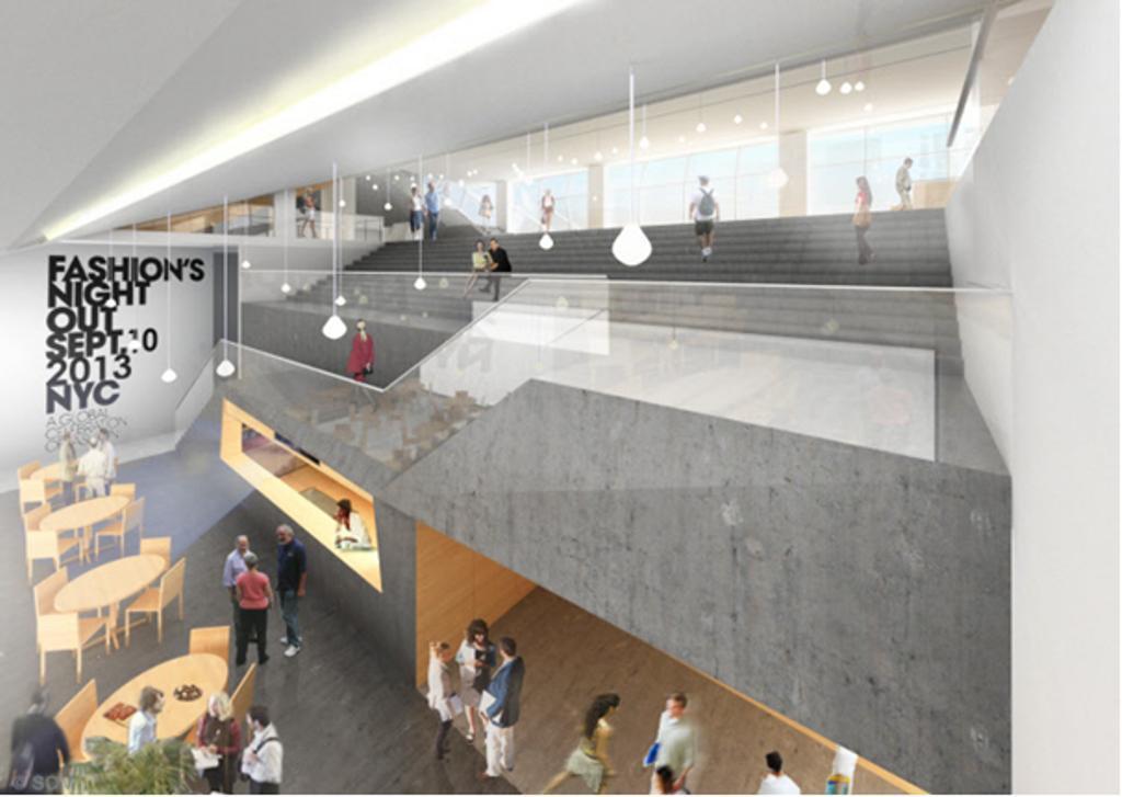 Учебный центр университета Greenwich Village - Фото 3