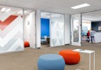 Шикарное оформление офиса Shutterfly