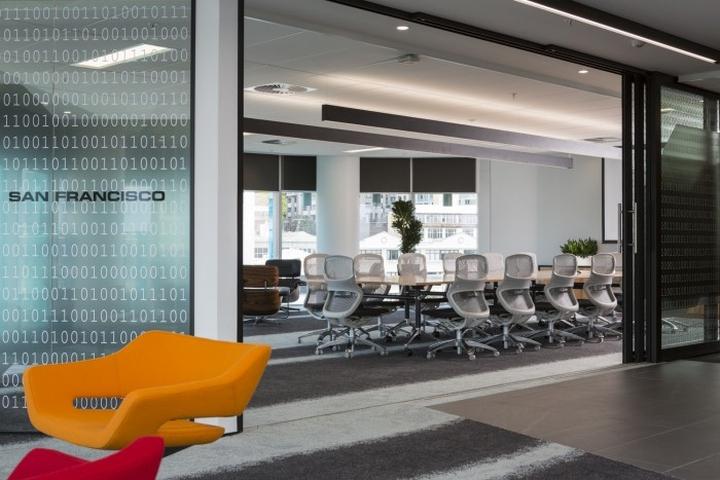 Конференц-зал офиса Spendvision