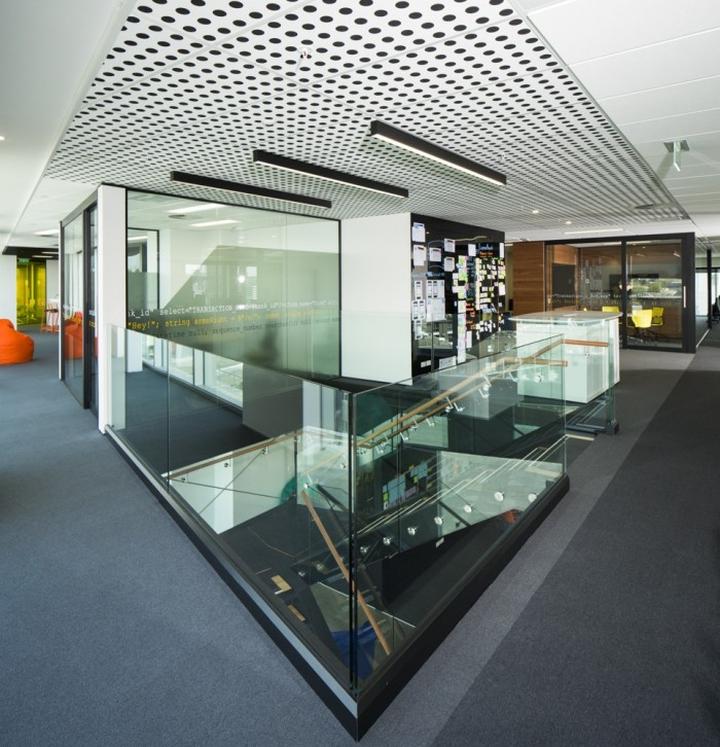 Шикарный дизайн офиса Spendvision
