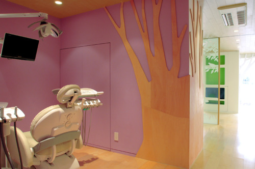 Детская стоматология Matsumoto pediatric dental clinic в Токио