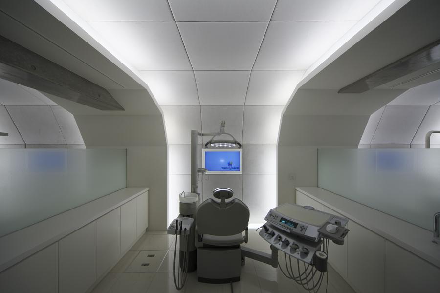 Стоматологический кабинет в  клинике Nishikawa Dental Clinic
