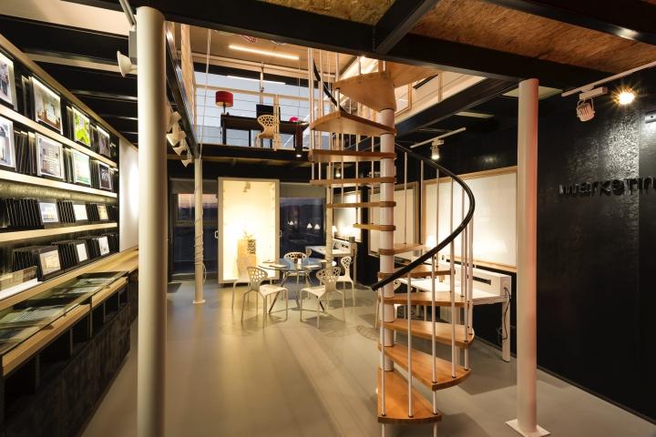 Обустройство офиса Studio 54