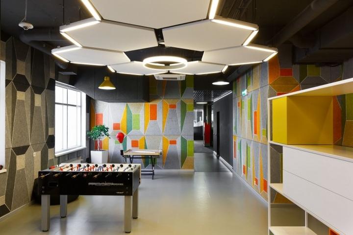 Игровая комната в офисе
