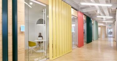 Офисы Shopify
