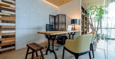 Интерьер офиса дизайн-студии ARCHETYPe