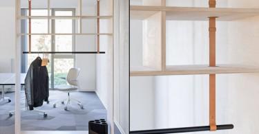 Офис компании mindmatters по проекту PARAT в Гамбурге