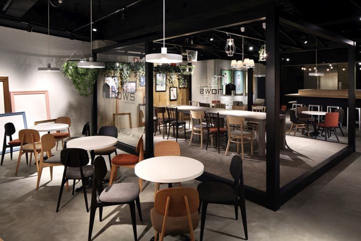Дизайнерская мебель в фотостудии