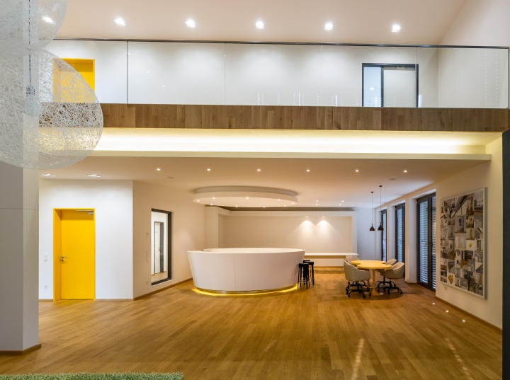 Офис компании Pollmeier