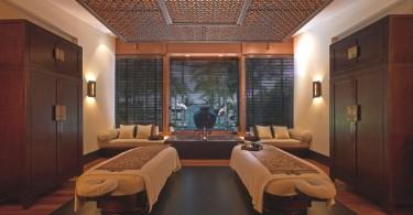 Роскошный спа-салон отеля The Setai by Themae