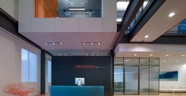 Современны офис для Innocean Worldwide office