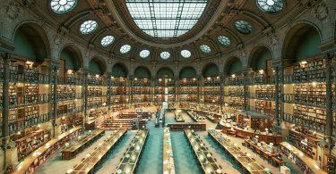Величественные библиотеки мира