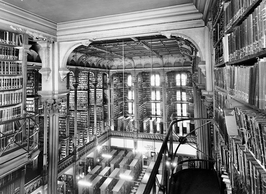Величественные библиотеки мира: Общественная библиотека Цинциннати