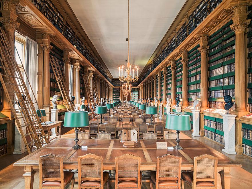 Величественные библиотеки мира: Библиотека Мазарини