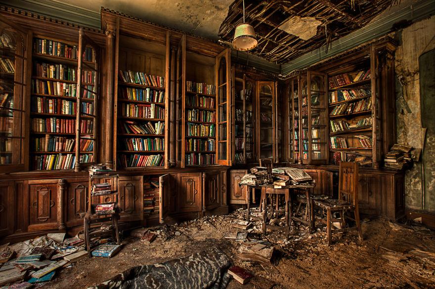 Величественные библиотеки мира: Забытая Библиотека