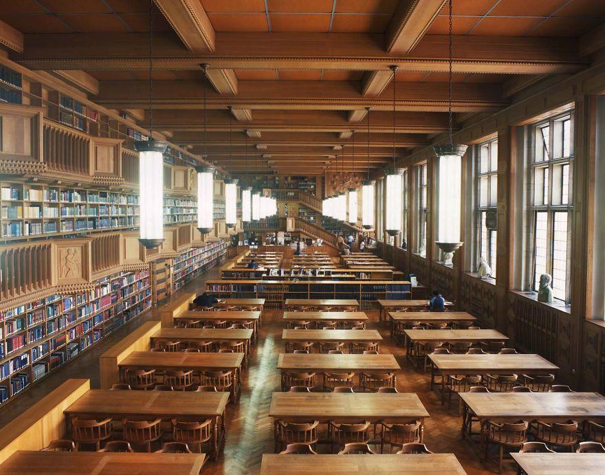 Величественные библиотеки мира: Trinity College Library