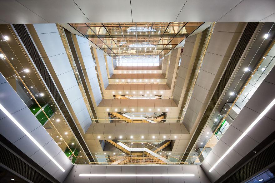 Величественные библиотеки мира: Центральная библиотека Индианаполиса