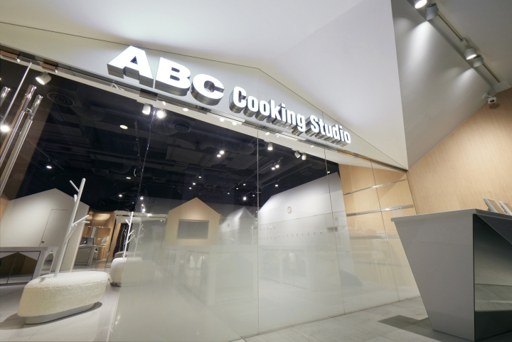 Дизайн студии кулинарных курсов ABC Cooking Studio в Шанхае, Китай