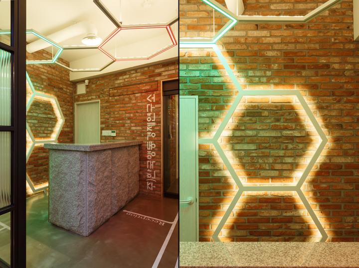 Светодиодные светильники в офисе