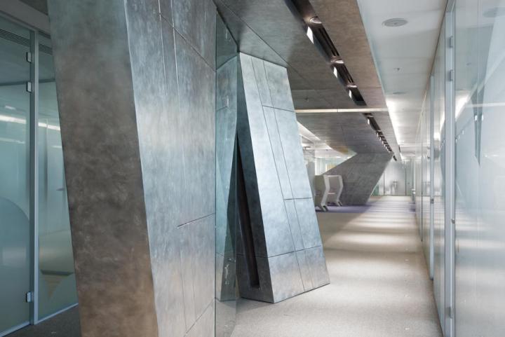 Интерьер офиса Airports в Москве