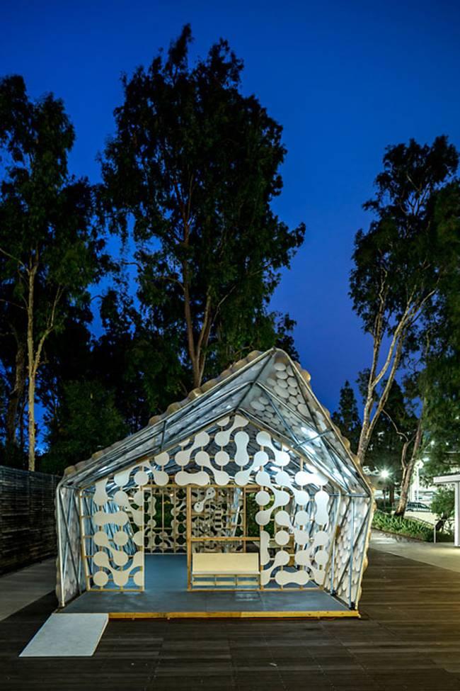 Антикризисный дом: лёгкая конструкция