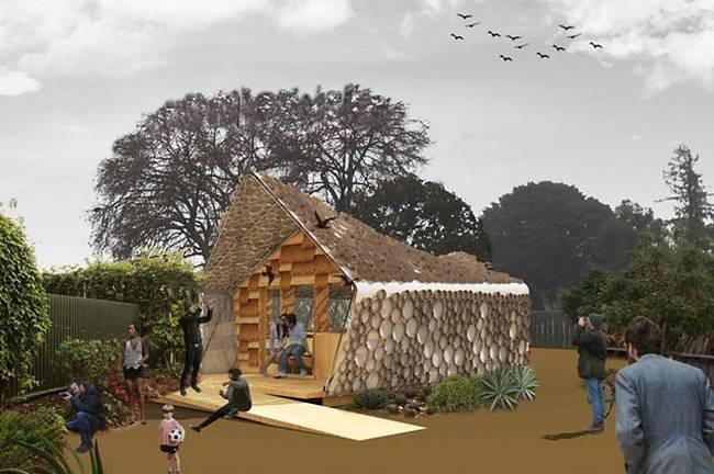 Антикризисный дом: проект на стадии планировки