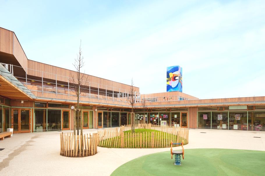 Дизайн учебного центра по проекту R2K