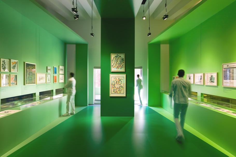 Дизайн музея проект