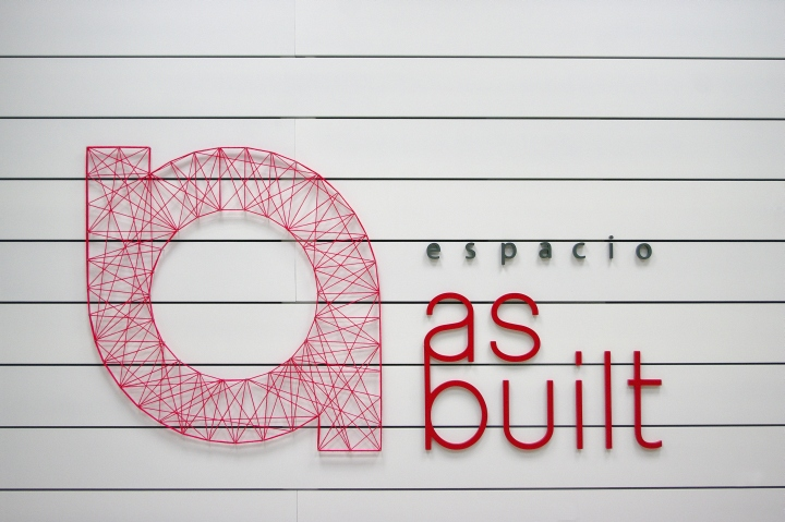 Логотип офиса As Built Architecture Office