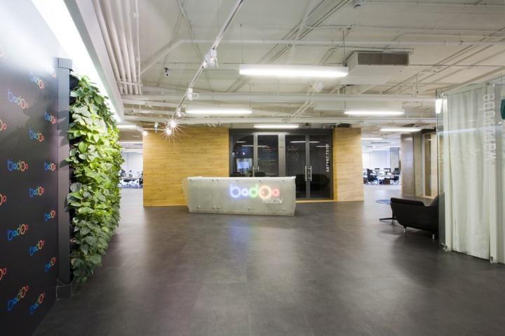 Badoo Development Office от za bor Architects, Москва
