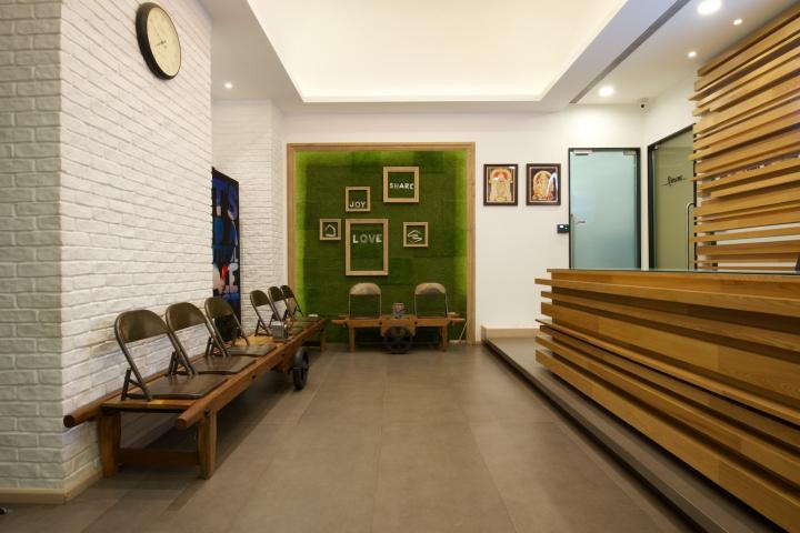 Дизайн офисов в фотографиях