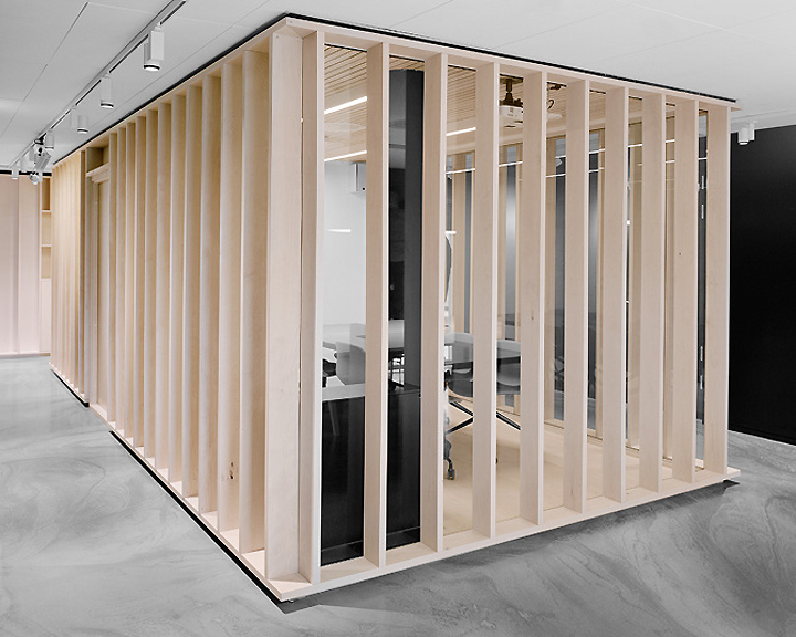 Мобильный офис Бергенского Фестиваля Берген, Норвегия