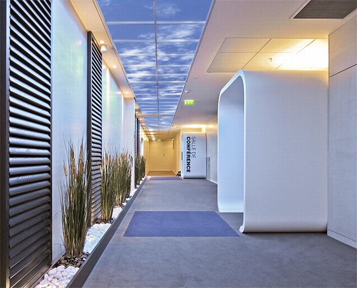Офис Sky Factory