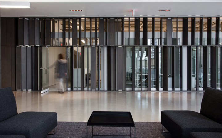 Чудный дизайн международной школы стилистов Blanche Macdonald в Канаде
