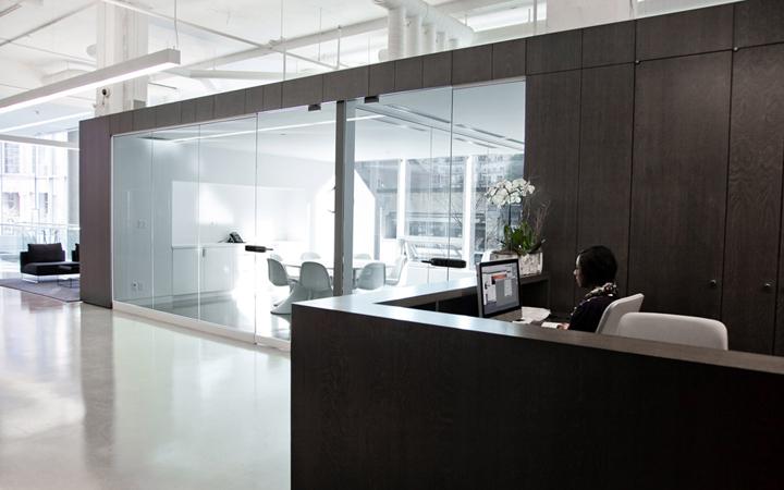 Восхитительный дизайн международной школы стилистов Blanche Macdonald в Канаде