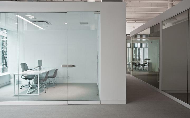 Очаровательный дизайн международной школы стилистов Blanche Macdonald в Канаде