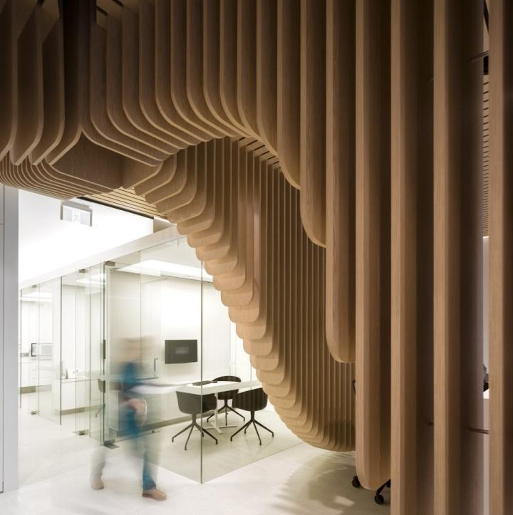 Интерьер стоматологии Care Implant в Австралии